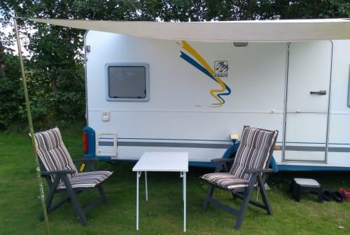 Caravan Knaus Herby (450TF) in Bonn huren van particulier