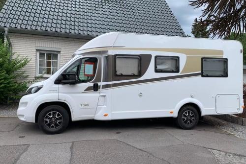 Halfintegraal Carado Sunshinemobil in Herzogenrath huren van particulier
