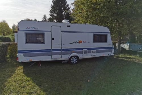 Caravan Hobby 555UL Erna Tours in Eschweiler huren van particulier