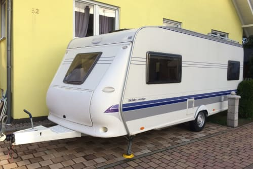 Caravan Hobby Domspatz in Speyer huren van particulier