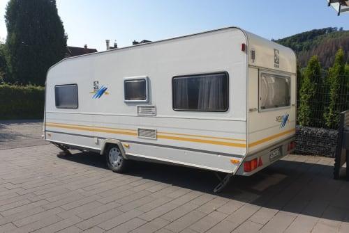 Caravan Knaus Wohni in Arnsberg huren van particulier