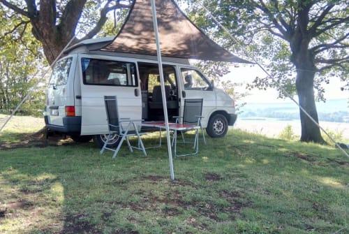 Kampeerbus VW Calif in Fritzlar huren van particulier