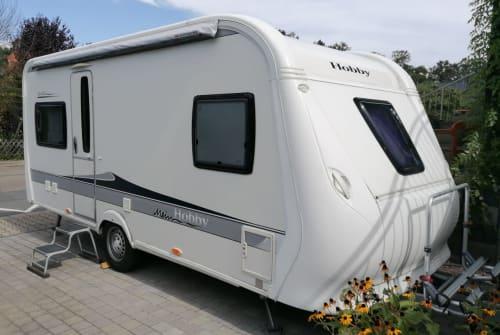 Caravan Hobby Holly in Nauheim huren van particulier