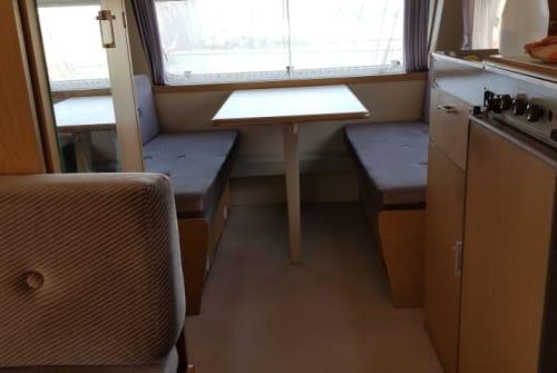 Caravan Kip Kippie in Egmond-Binnen huren van particulier