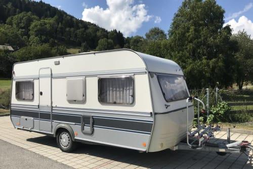 Caravan Fendt Larelix-Camping in Dettenhausen huren van particulier