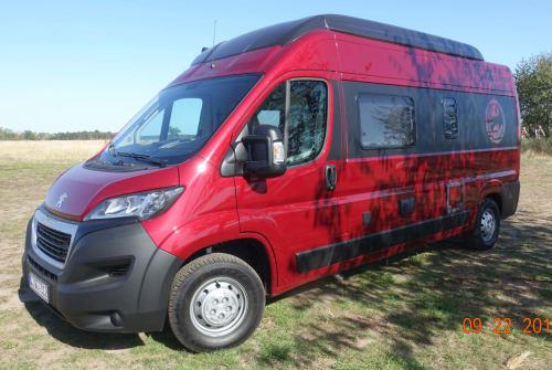 Buscamper Knaus Reise-Spatz in Wiedemar huren van particulier