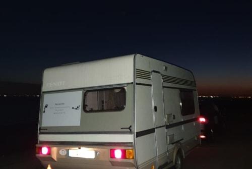 Caravan Fendt Wohni in Wangerland huren van particulier