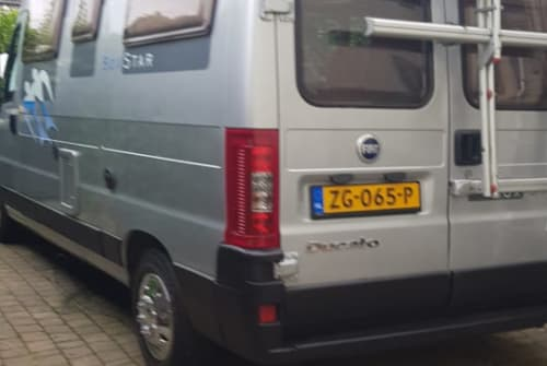 Buscamper Fiat Ducato Jesper in Wijnandsrade huren van particulier