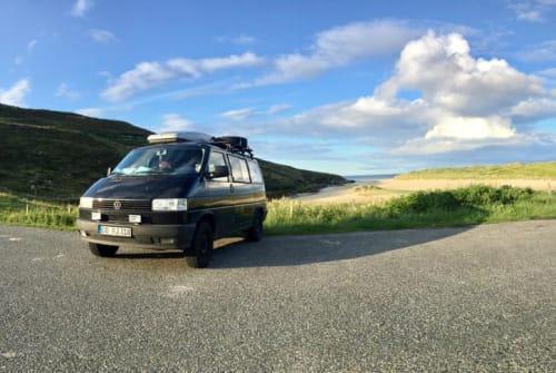 Kampeerbus VW Herby in Hammoor huren van particulier