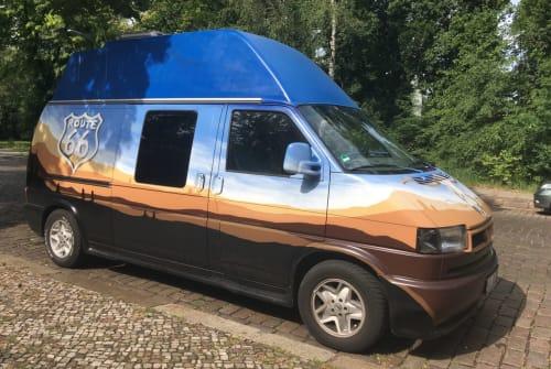 Kampeerbus VW Herr Schneider in Mainz huren van particulier