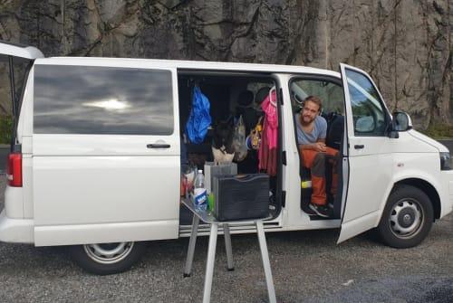 Kampeerbus VW Lilly in Graz huren van particulier