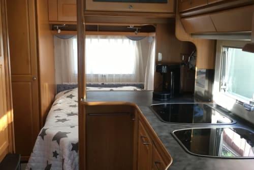 Caravan Tabbert Campi in Xanten huren van particulier