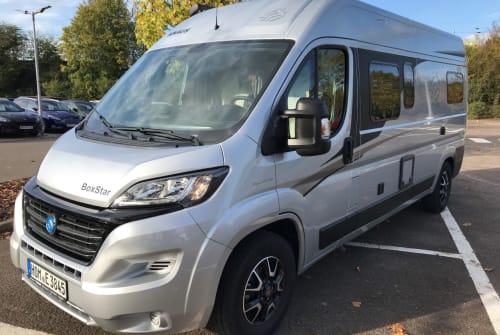 Buscamper Knaus Ruffy´s Dream in Mandelbachtal huren van particulier