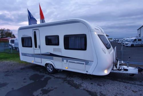 Caravan Hobby Wohnwagen Main-Camper 2 in Würzburg huren van particulier