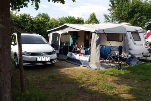 Caravan Hobby Balu  in Oberammergau huren van particulier
