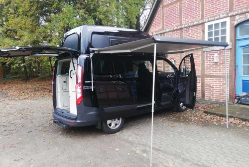 Kampeerbus Ford Nugget in Uelzen huren van particulier