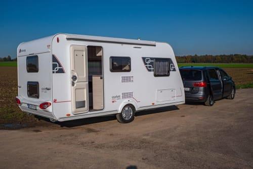 Caravan Sterkeman Family Dream 2 in Grevenbroich huren van particulier