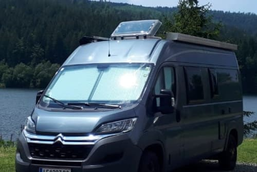 Buscamper Pössl P2Win+ in Leoben huren van particulier