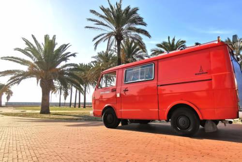 """Buscamper VW """"Christoph"""" in Málaga huren van particulier"""