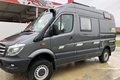 Buscamper CS-Reisemobile Independent in Straßkirchen huren van particulier