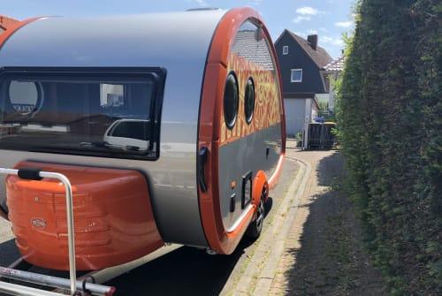 Caravan Knaus Tabbert Jasmin in Bad Vilbel huren van particulier