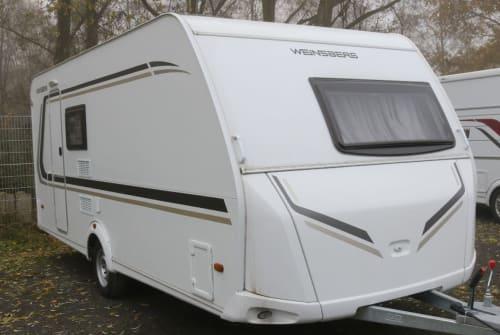 Caravan Weinsberg 500FDK in Quakenbrück huren van particulier