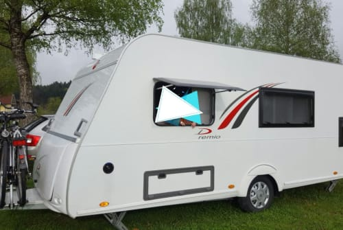 Caravan Bürstner Wohnwagen  in Bonn huren van particulier