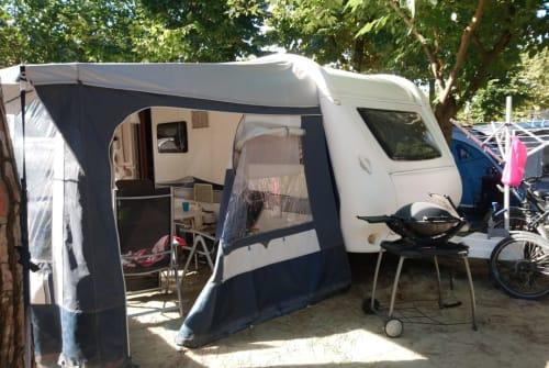 Caravan Hobby Quendolin in Altdorf huren van particulier