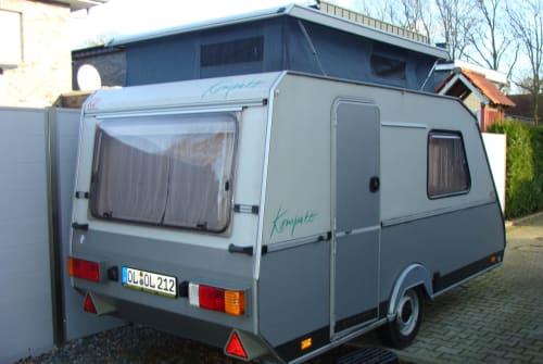 Caravan Kip  Freiheit light in Oldenburg huren van particulier