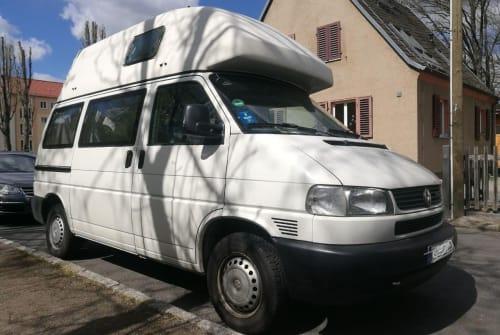 Kampeerbus VW Seemann in Dresden huren van particulier