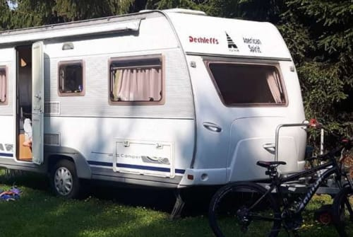 Caravan Dethleffs Nouvelle Vague in Tullnerbach huren van particulier