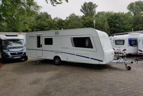 Caravan LMC LMC  Vivo 532K in Weiler bei Bingen huren van particulier