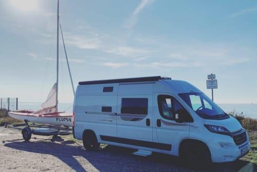 Buscamper Rollerteam  Vanlife in Bremen huren van particulier