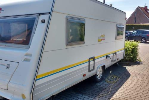 Caravan Bürstner Ventana in Hamm huren van particulier