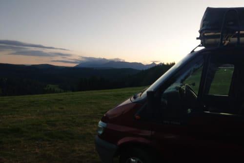 Kampeerbus Ford  Toni Montana  in Bielefeld huren van particulier