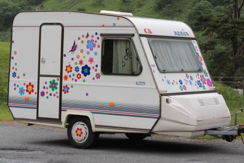 Caravan ADRIA Purzel in Groß Grönau huren van particulier