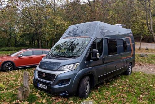 Buscamper Weinsberg Cara 600 in Heppenheim huren van particulier