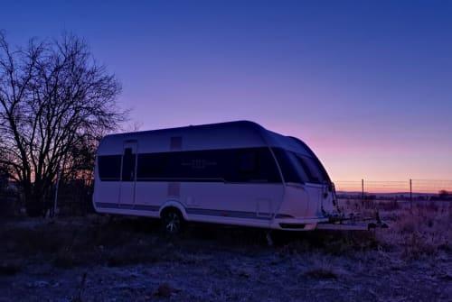 Caravan Hobby PIA in Erfurt huren van particulier