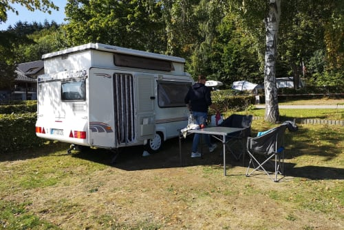 Caravan Rapido Rapido in Hörstel huren van particulier
