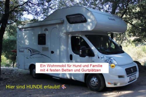 Alkoof Dethleffs Womili in Ludwigsburg huren van particulier