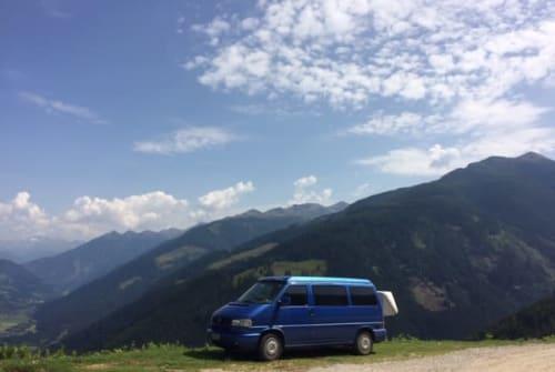 Kampeerbus VW BamBus in Konstanz huren van particulier