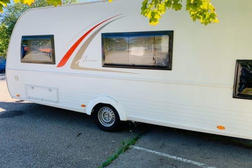 Caravan Bürstner Bürsti in Augsburg huren van particulier