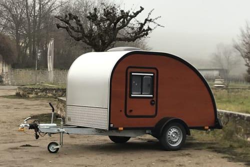 Caravan Kulba Free in Bodenheim huren van particulier