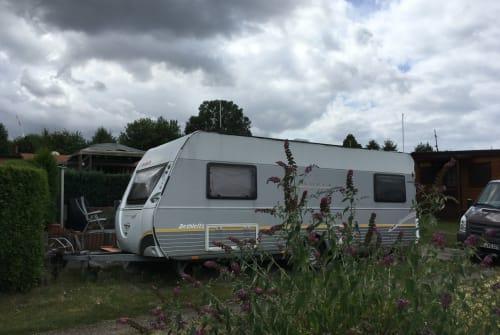 Caravan Dethleffs lifestyle MahasCamper in Ochtrup huren van particulier