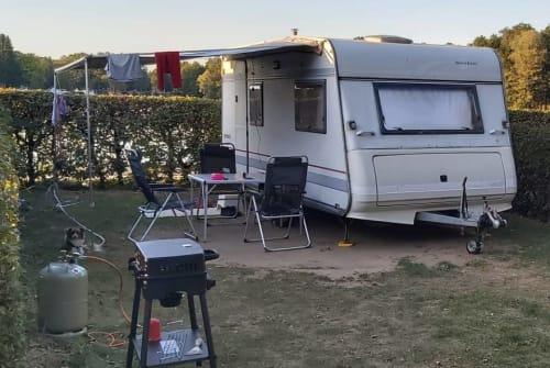 Caravan Bürstner Bürsti in Niederdorfelden huren van particulier