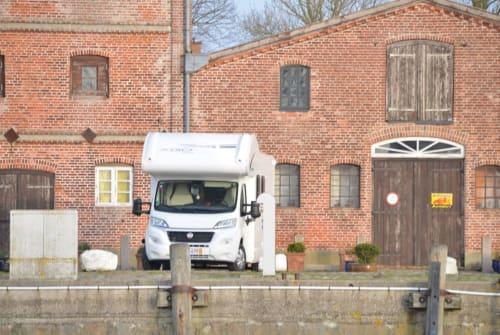 Alkoof Fiat Wohnmolino  in Kronshagen huren van particulier
