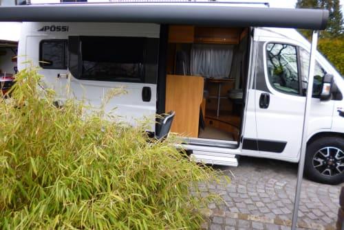 Buscamper Pössl SCHUHRI in München huren van particulier