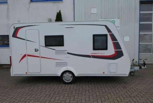 Caravan Sterckeman 400er UL in Hemer huren van particulier