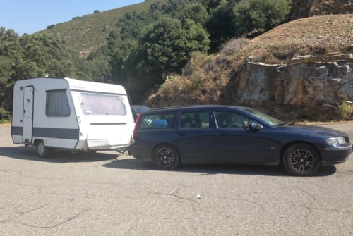 Caravan Adria Retro Adriaatje in Maurik huren van particulier
