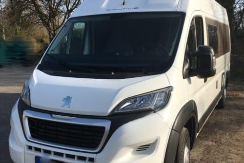 Buscamper Peugeot  Frino  in Ravensburg huren van particulier